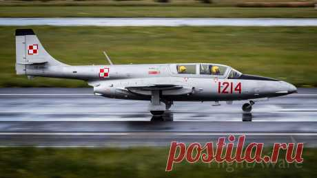 Фото PZL-MIELEC Iskra (SP-YBC) - FlightAware