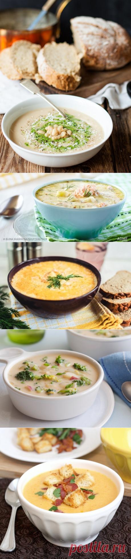 7 vkusnyuschih de crema supchikov