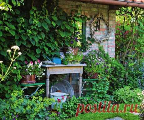 Идеи для сада: обновляем различные зоны участка