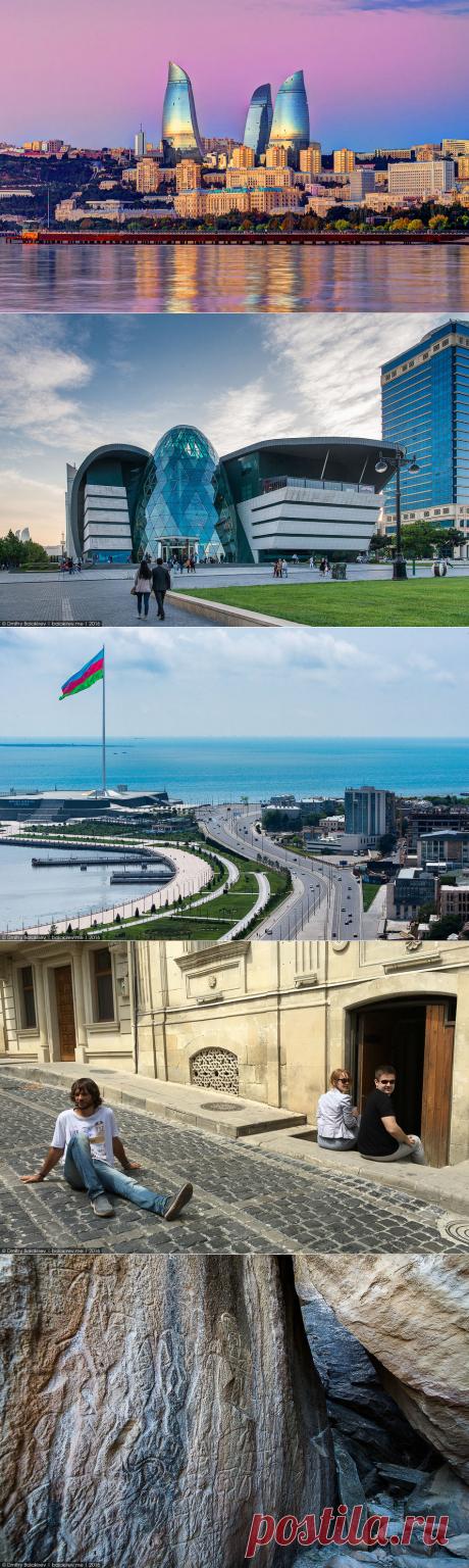 10 causas de enamorarse de Baku — Todo sobre el turismo y el descanso