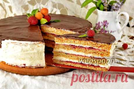 Торт Стефания рецепт с фото, как приготовить на Webspoon.ru - вариант рецепта