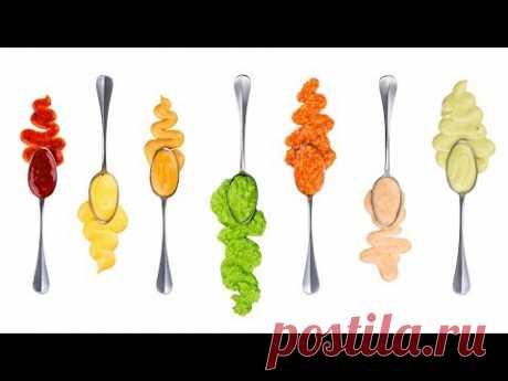 7 Знаменитых соусов. Рецепты от Всегда Вкусно!