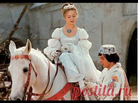 Movie fairy tale. Three Nutlets For the Cinderella
