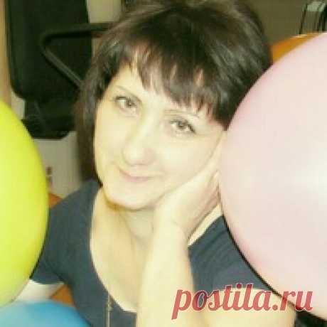 Марина Криницына