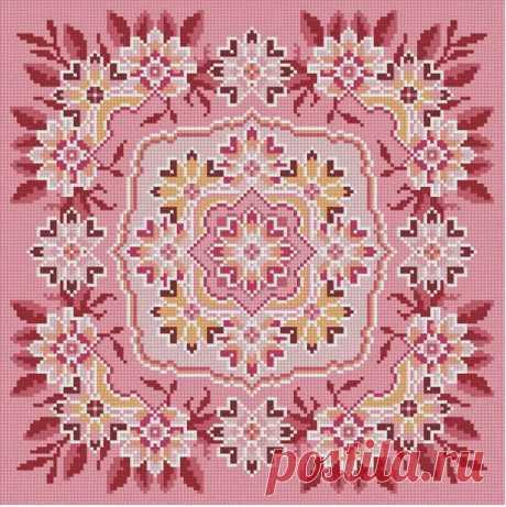 Розовая подушка - Домоводство - медиаплатформа МирТесен