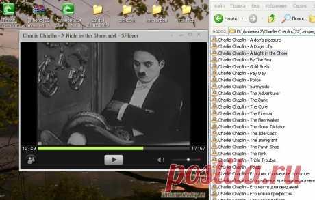 Чарли Чаплин (32 фильма) [1914-1923] :: социальная сеть родителей