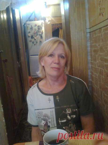 Галина Быкова