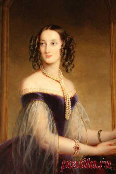 Мария Николаевна – своевольная дочь императора Николая I