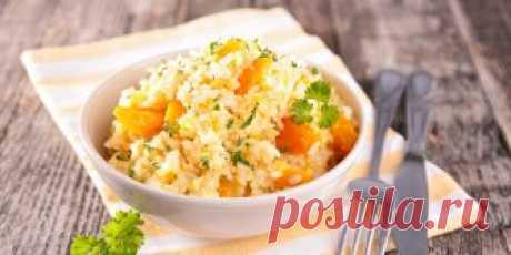 (+3) Ризотто с тыквой : Овощные блюда : Кулинария : Subscribe.Ru