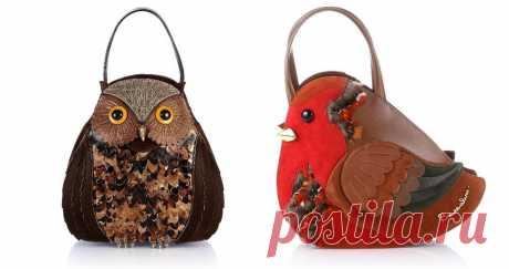 Забавные и креативные сумки со всего мира - Ярмарка Мастеров - ручная работа, handmade