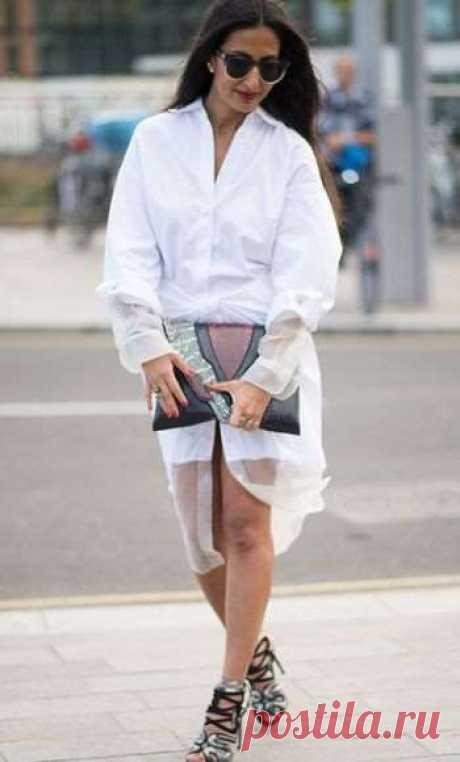 Платье-рубашка: примеры стильных весенних и летних образов | Краше Всех