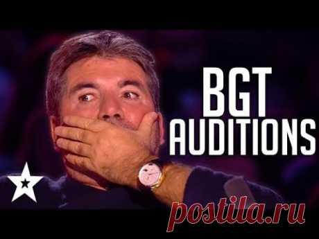 Британский талант 2019 прослушиваний | НЕДЕЛЯ 1 | Есть Талант Глобал