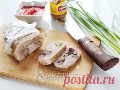 Свиная рулька — подборка рецептов с фото и видео