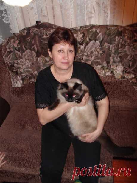 Алла Смирнова (Кузнецова)