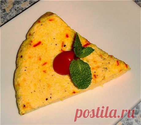 Рецепты омлетов - вкусный завтрак.