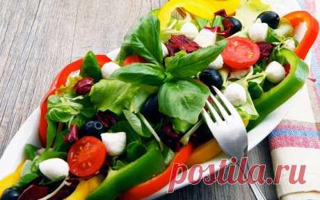 👀 5 легких, вкусных и полезных летних салатов