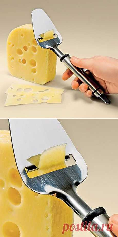 Нож для резки сыра, нержавеющая сталь - 299 р.