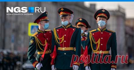 Время Победы: онлайн-репортаж — как Новосибирск празднует 9 Мая 2021- НГС рассказывает о масштабном праздновании Дня Победы в режиме онлайн и в прямом эфире