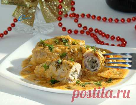Цибулячки или луковые крученики - нежные, сочные, ароматные и вкусные