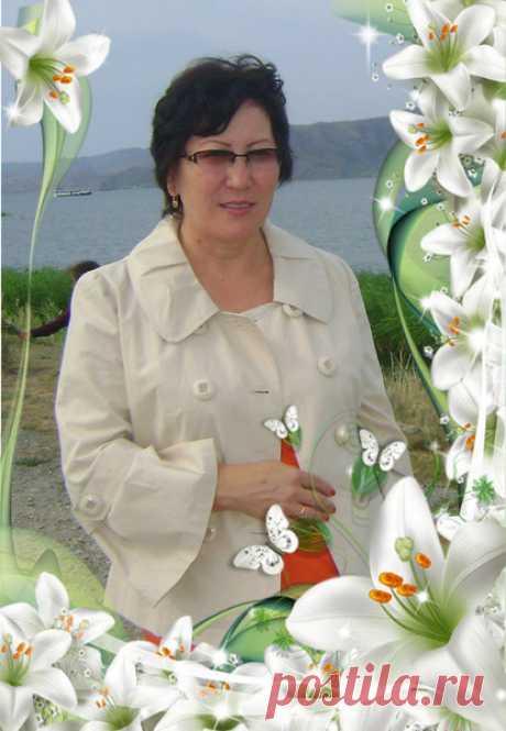 Гульжанат Байболова