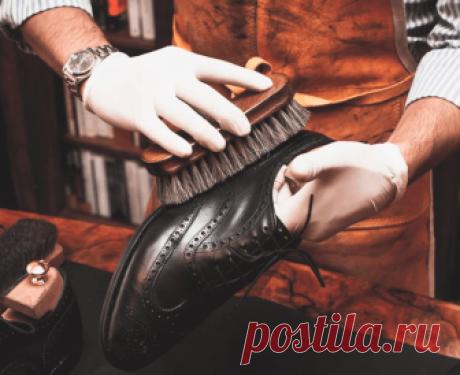 Как ухаживать за классической кожаной обувью | BroDude.ru Несколько советов от эксперта, которые помогут тебе поддерживать функциональные свойства и внешний вид обуви на высоком уровне.
