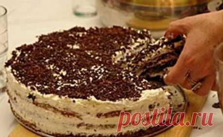 Это самый быстрый и вкусный торт! - СУПЕР ШЕФ