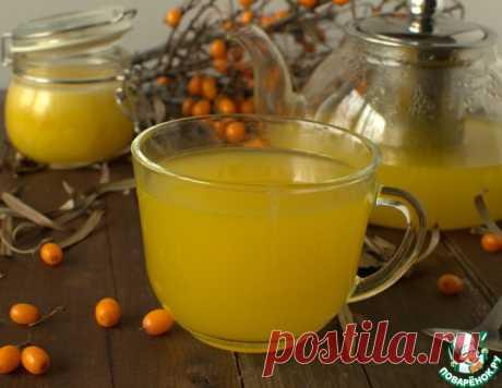 Осенний чай – кулинарный рецепт