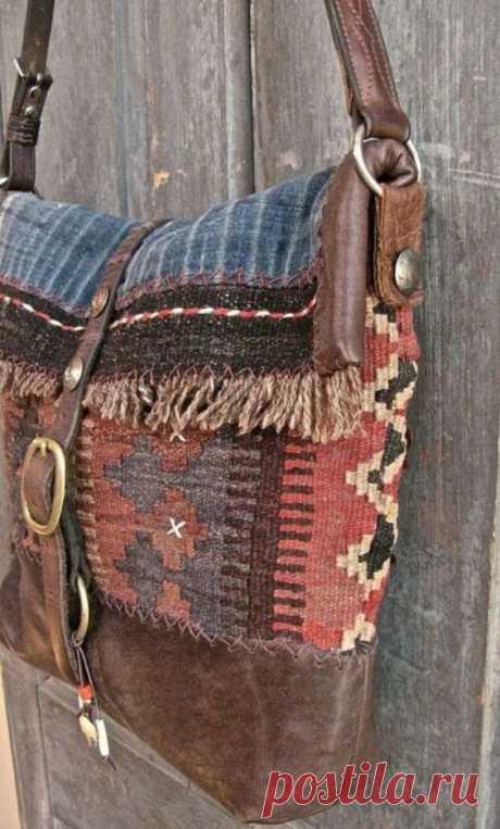 Идеальные сумки на лето в стиле бохо — море идей - Сам себе мастер - медиаплатформа МирТесен
