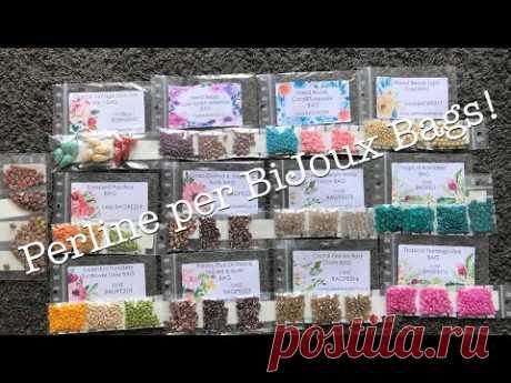 Ancora Perline per BiJoux Bags! - Luglio 2020