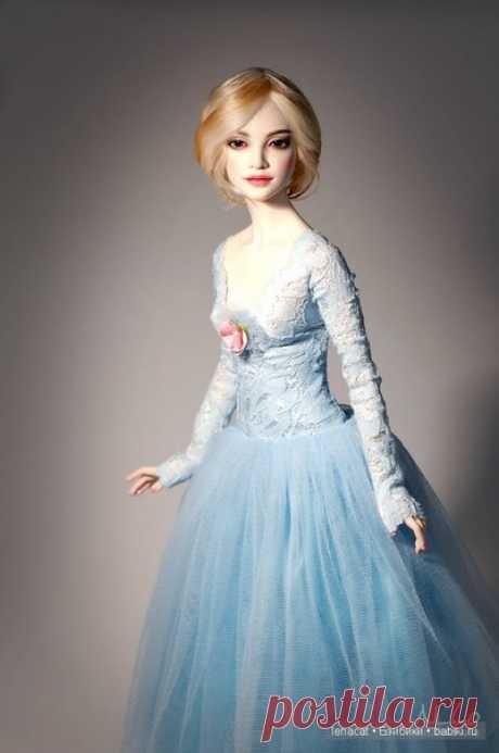 Замереть в восхищении... Авторские куклы Натальи Лосевой.