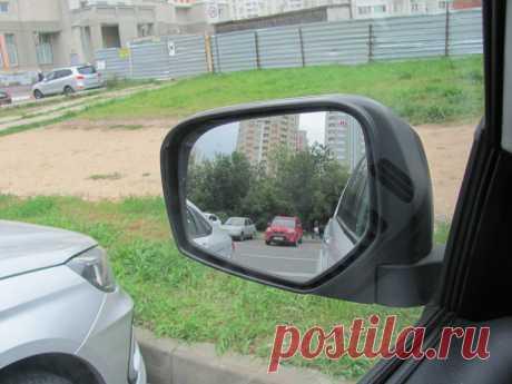 Какие ошибки совершают водители при регулировке зеркал в автомобиле?