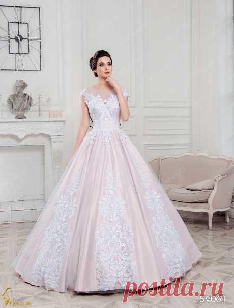 Платье свадебное, SV061 - veronicaik.ru
