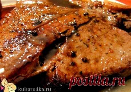 Любое мясо по этому рецепту готовится 5 минут! | Четыре вкуса