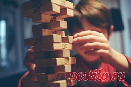 5 простых игр для развития детской внимательности / Малютка