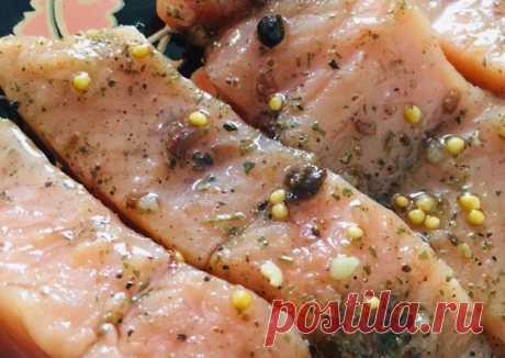 (18) Горбуша солёная 😋 - пошаговый рецепт с фото. Автор рецепта Юлия Гонохова 🏃♂️ . - Cookpad