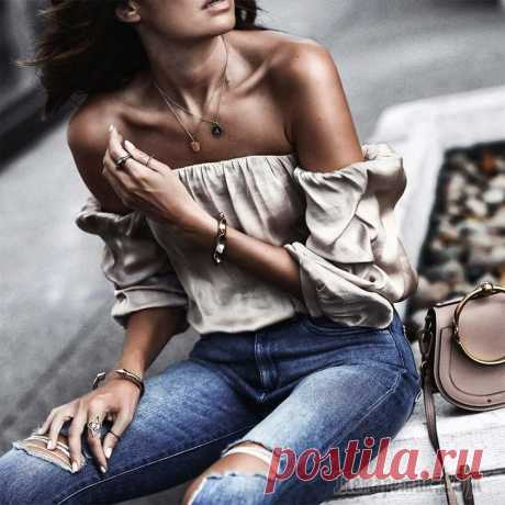 Стильные образы и грамотные сочетания блузок и рубашек Стильные образы и грамотные сочетания блузок и рубашек Блузки и рубашки — это основа любого женского гардероба. В особенности блузы и рубашки чудесно подходят под деловой стиль, впрочем, не менее эфф...