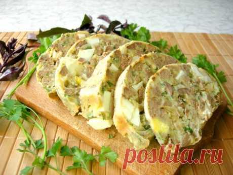 Румынский дроб из куриной печени — Кулинарная книга - рецепты с фото