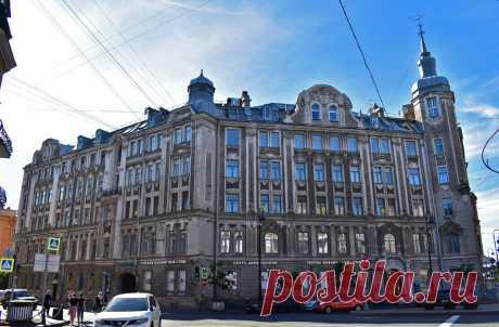 Экскурсия по самому красивому проспекту Санкт-Петербурга | Индустриальный турист | Яндекс Дзен