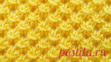 Patterns spokes. An openwork pattern for children
