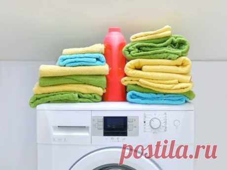 Хитрости стирки вещей в стиральной машине / Домоседы