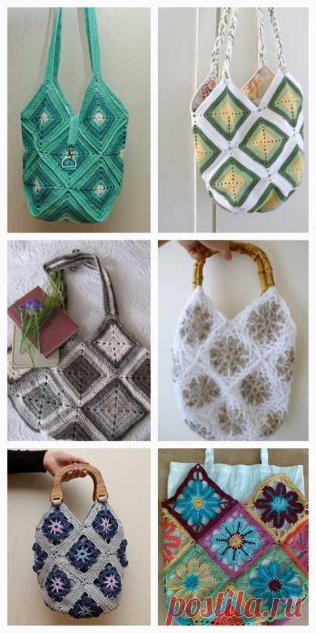 All Knittting Bag Idea Here
