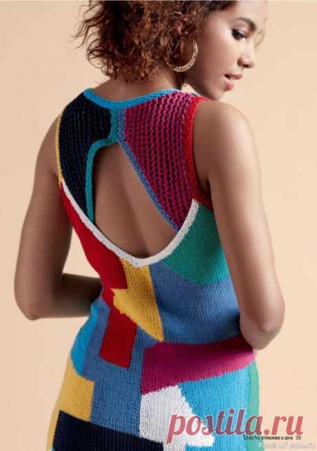 Верена №3 2016 | Вязание для женщин спицами. Схемы вязания спицами