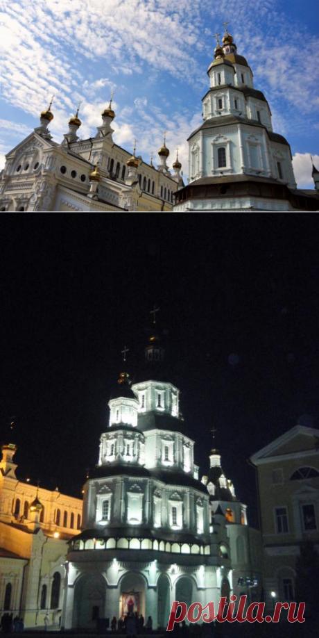Кам'яну парафіяльну церкву Покрови Пресвятої Богородиці, освячену в 1689 р митрополитом брянським Авраамом, на березі Лопані побудували козаки з невеликого поселення неподалік Харківської фортеці.