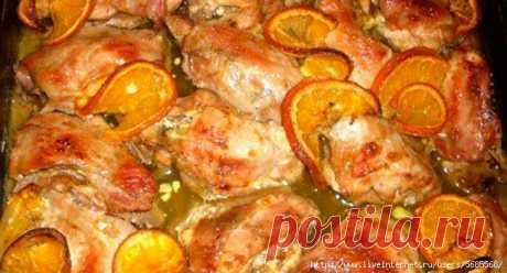 12 вкусных блюд из курицы