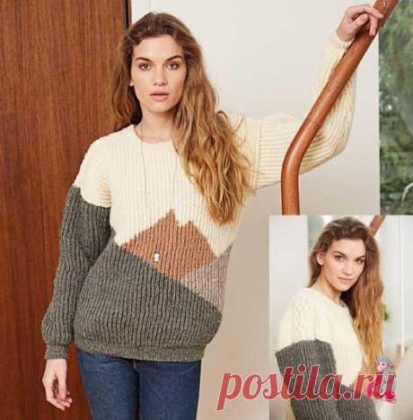 (18) СТИЛЬНОЕ ВЯЗАНИЕ спицами и крючком - Knitting & Crochet   Facebook