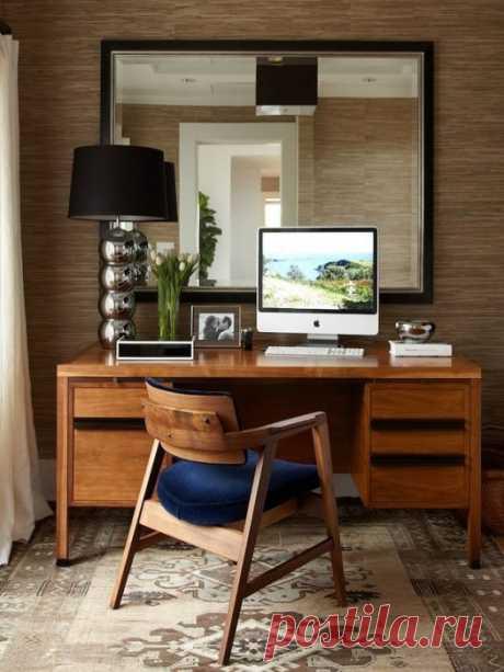 9 верных способов, как создать удобный домашний офис
