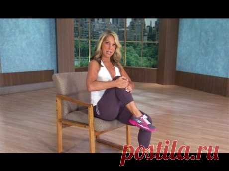 Denise Austin: Lower Body- Office Workout