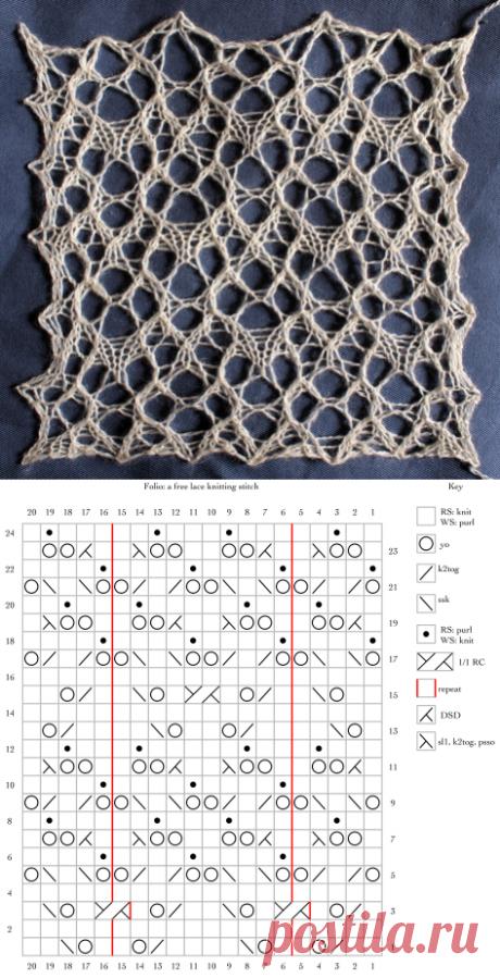 Эта вещь из бумаги (с бонусным узором) | String Geekery
