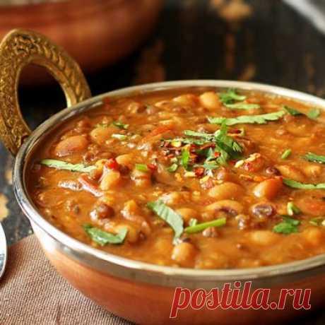 Фасолевый суп - рецепты популярного блюда