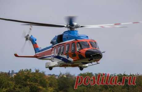 """""""Роснефти"""" gave the first two AW189 helicopters 